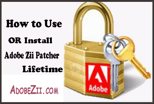 Use Adobe Patcher