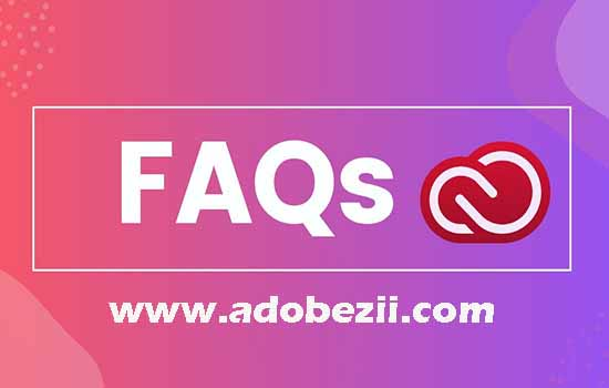 Adobe Zii FAQs